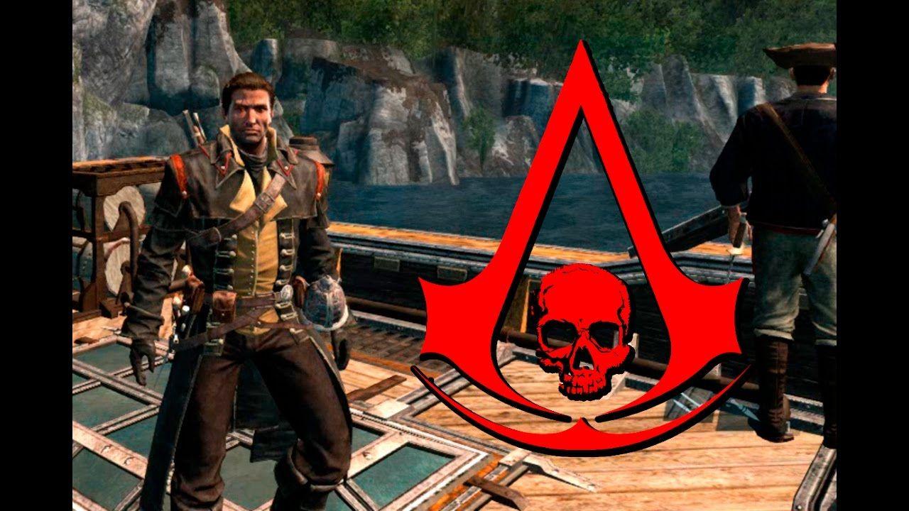 Assassin's Creed Rogue 7 Вернули ГАЛКУ! Assassins