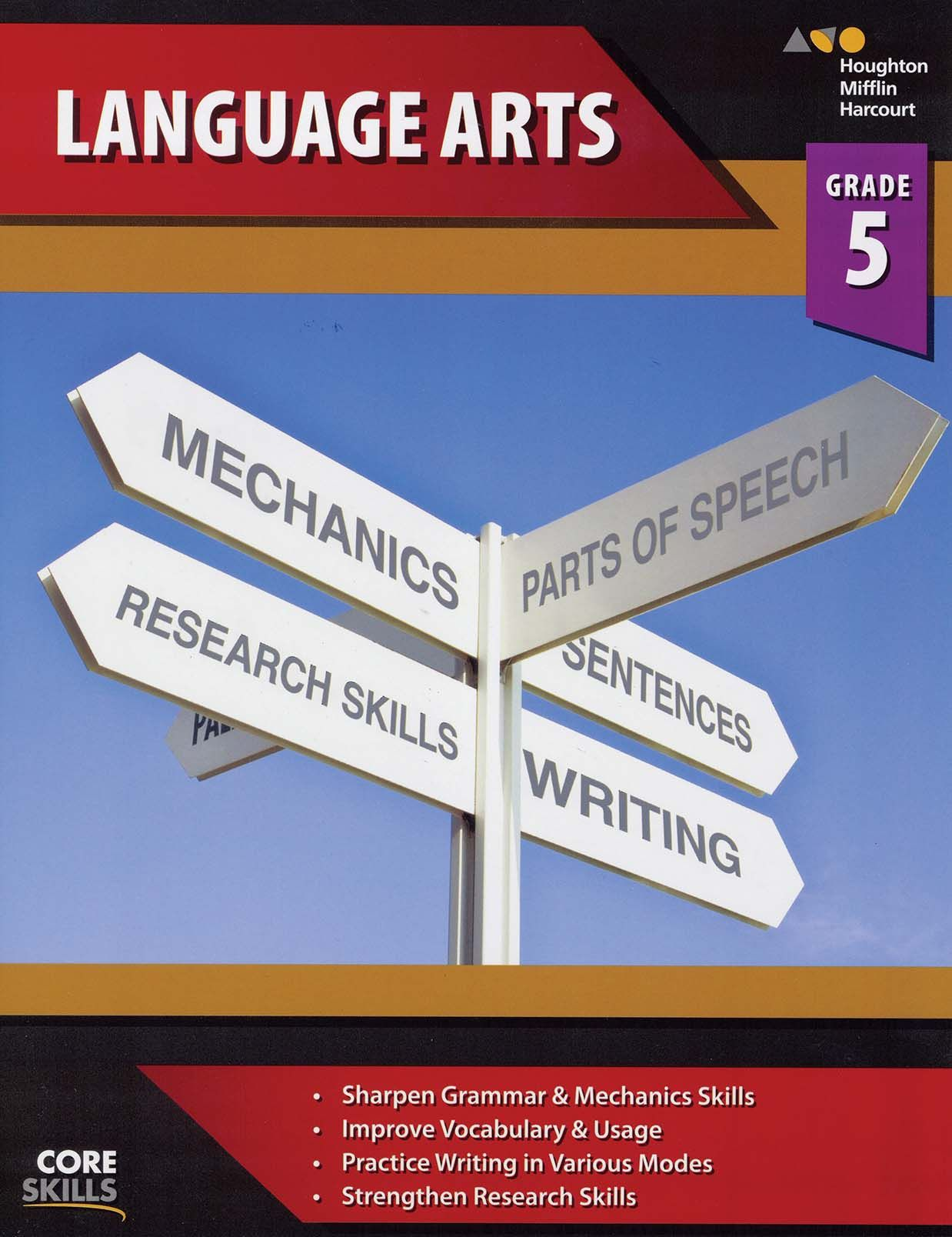Core Skills Language Arts 5