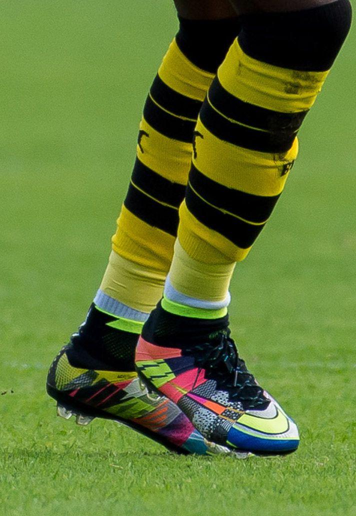 Ousmane Dembele (Borussia Dortmund) Nike What The Mercurial ... c525c15710b42