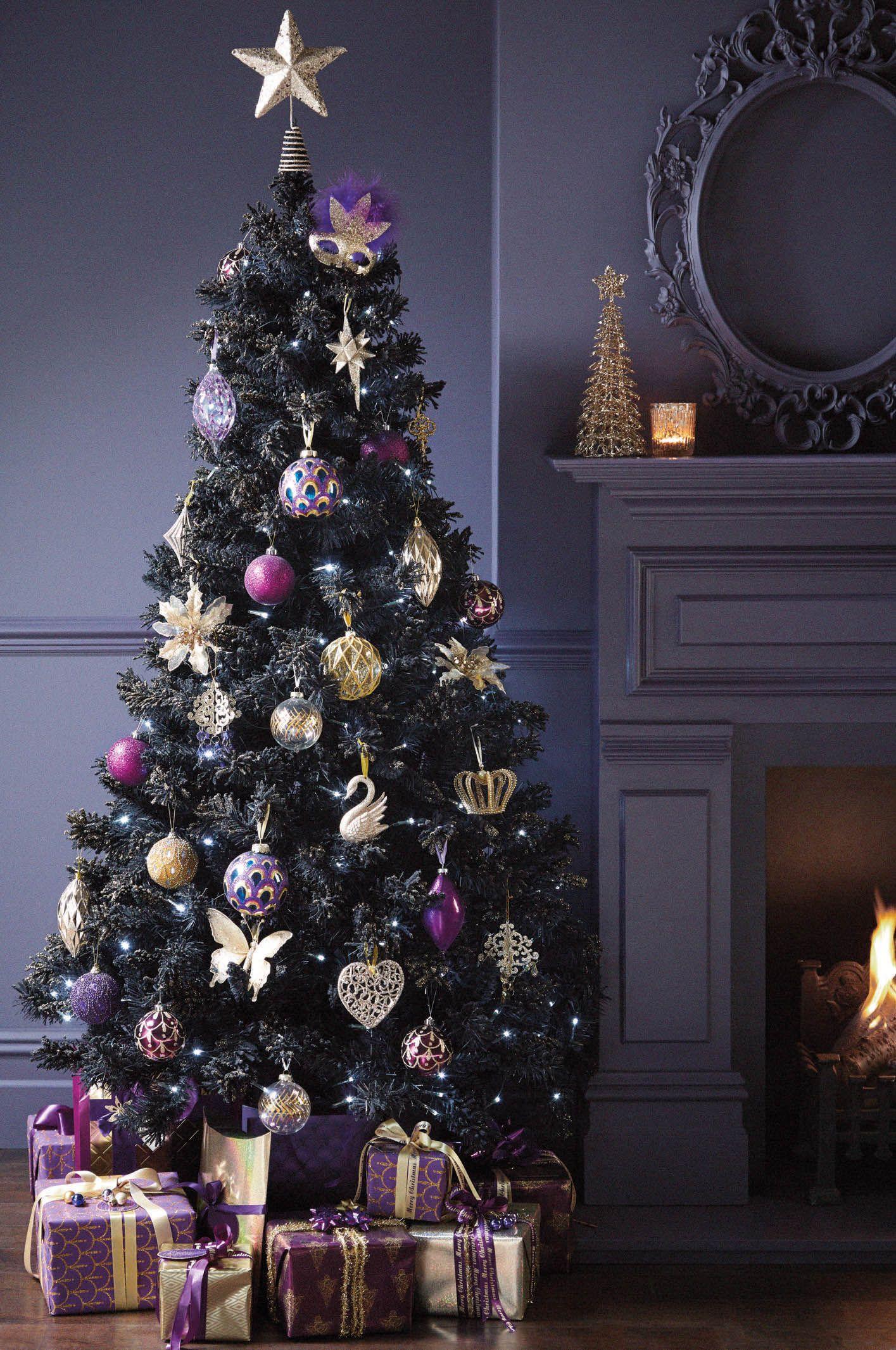 Hidden Treasure Christmas Tree Decorations
