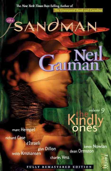 The Sandman 9 The Kindly Ones Paperback Overstock Com Shopping The Best Deals On Comics And Graphic Novels