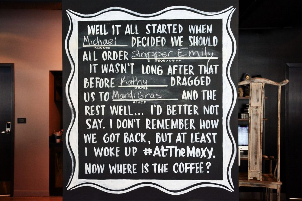The Hip & Trendy Moxy Hotel Opens in New Orleans | Where Y'at