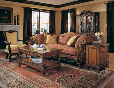 Elegant Traditional Chairs For Living Room   Ikards Furniture Store In Las Cruces,  New Mexico