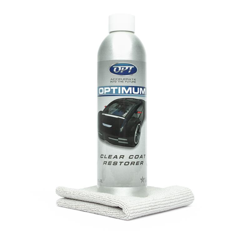Optimum Clear Coat Restorer Ccr 9 Oz Car Coat Paint Prep Restoration
