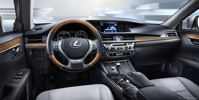 Lexus Es350 Lexus Lexus Es Luxury Sedan