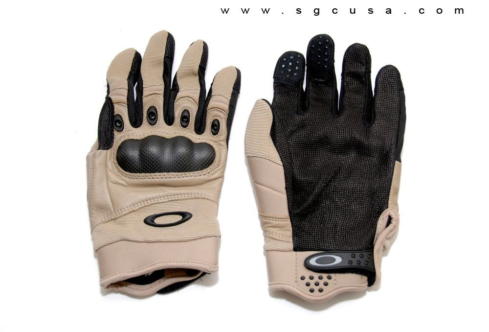 Oakley Knuckle Gloves