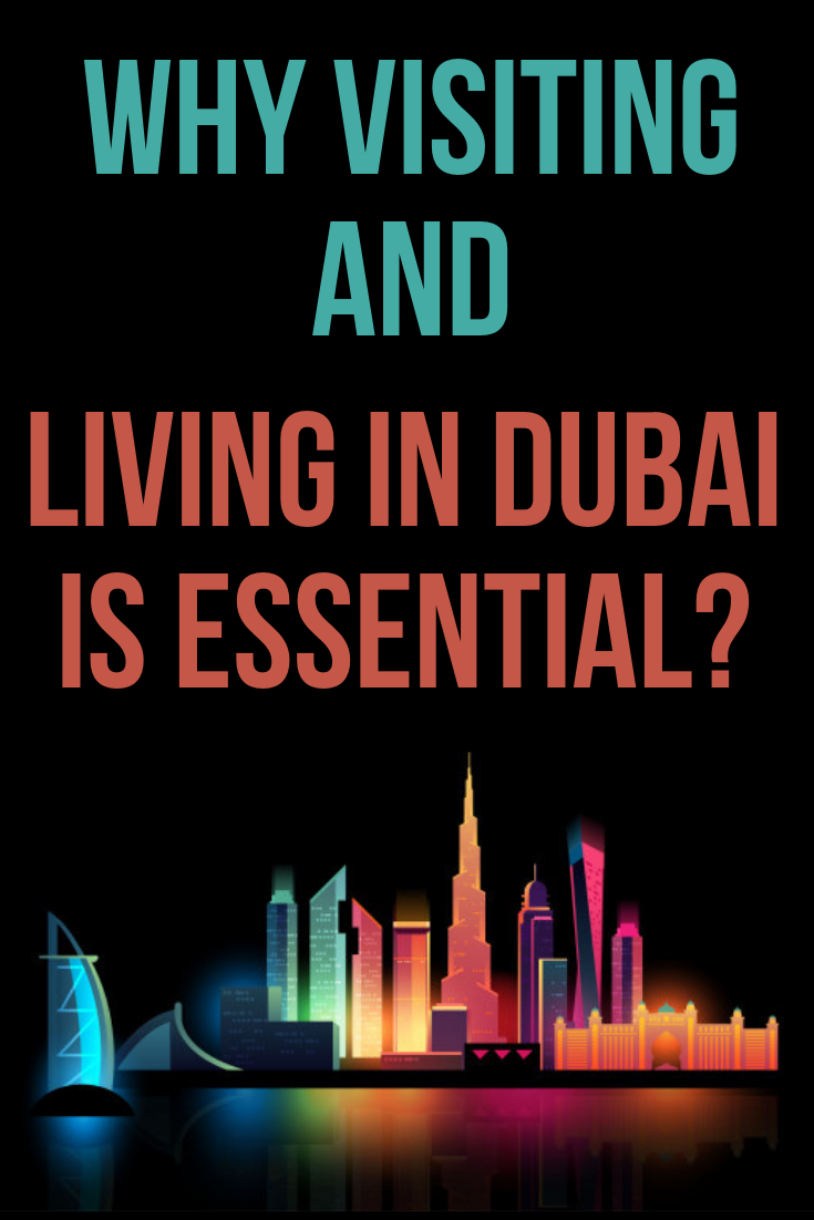 Dubai is one of the Emirates and an important component of