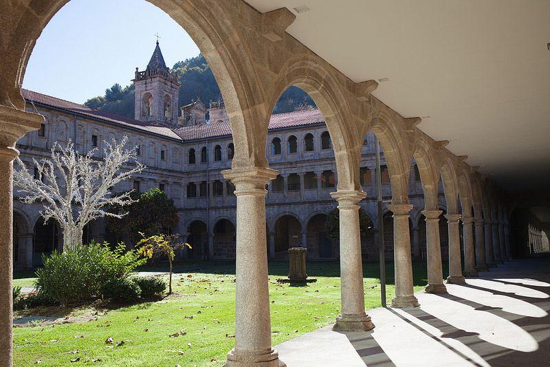 Parador de Santo Estevo - Galicia