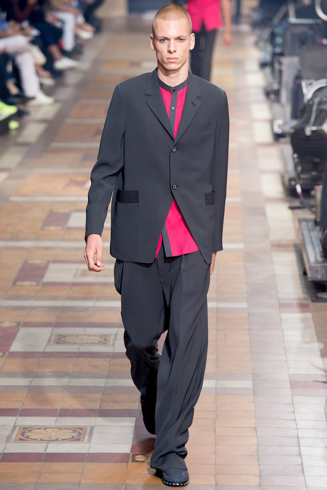 Lanvin Spring 2014 Menswear - Collection - Gallery - Style.com