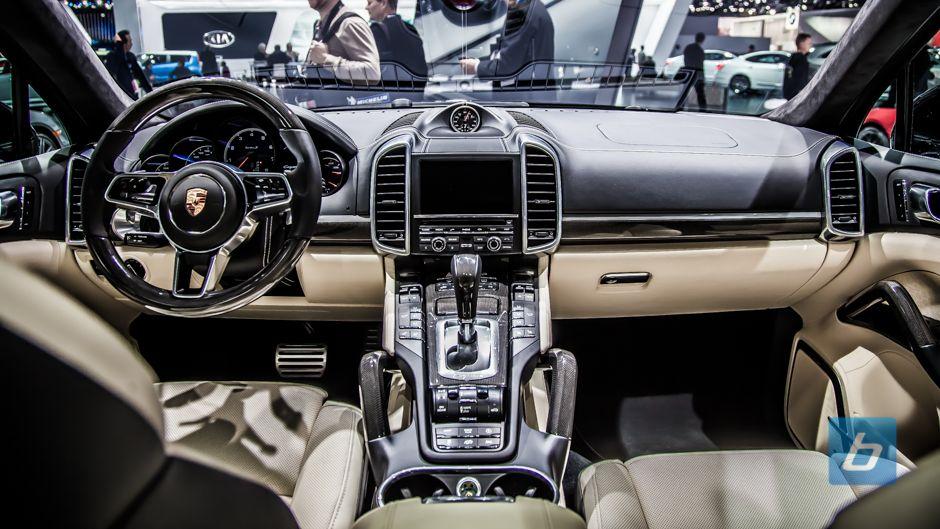 2016 Porsche Cayenne Turbo S Naias 2015 16 Cars Pinterest