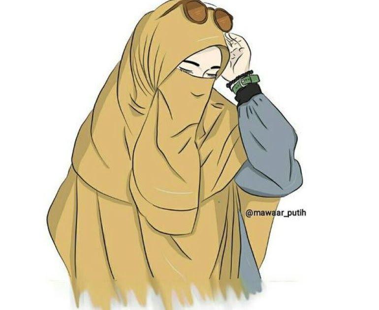 Menakjubkan 30 Gambar Kartun Perempuan Pakai Topi 75 Gambar Kartun Muslimah Cantik Dan Imut Bercadar Download 40 Gambar Anime K Di 2020 Kartun Gambar Gambar Anime