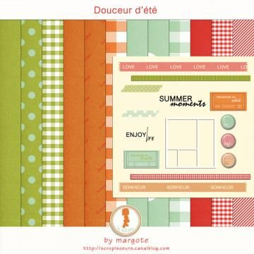 FREEBIE : Kit-Douceur-d-ete-by-margote - Free-digiscrap.com : le digiscrap gratuit ! The free digiscrap resource !