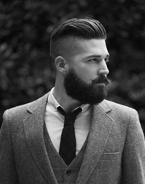 13 Corte De Pelo Para Hombres Con Cabello Fino Cortes Y Barbas
