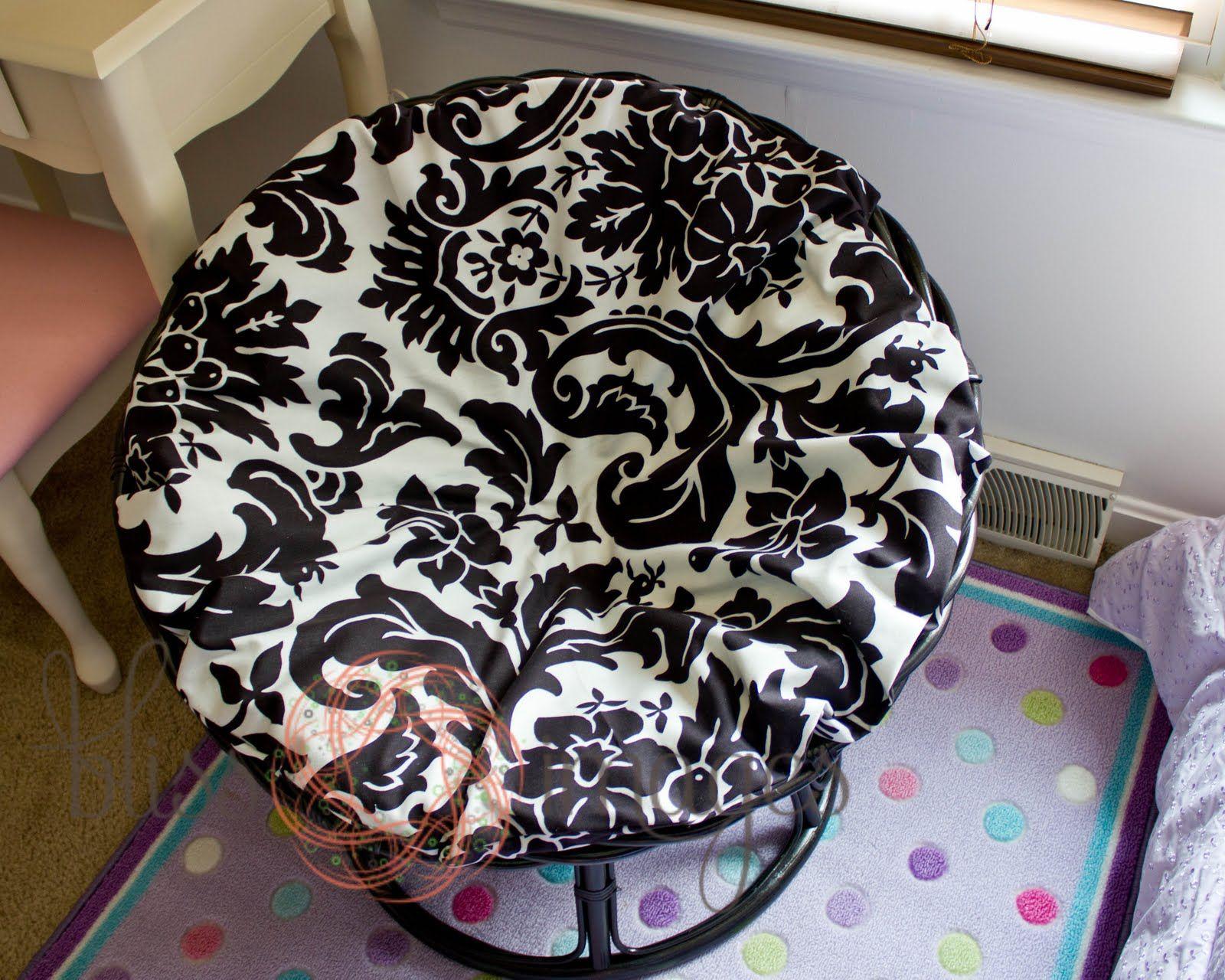 How to make papasan cushion cover papasan chair papasan