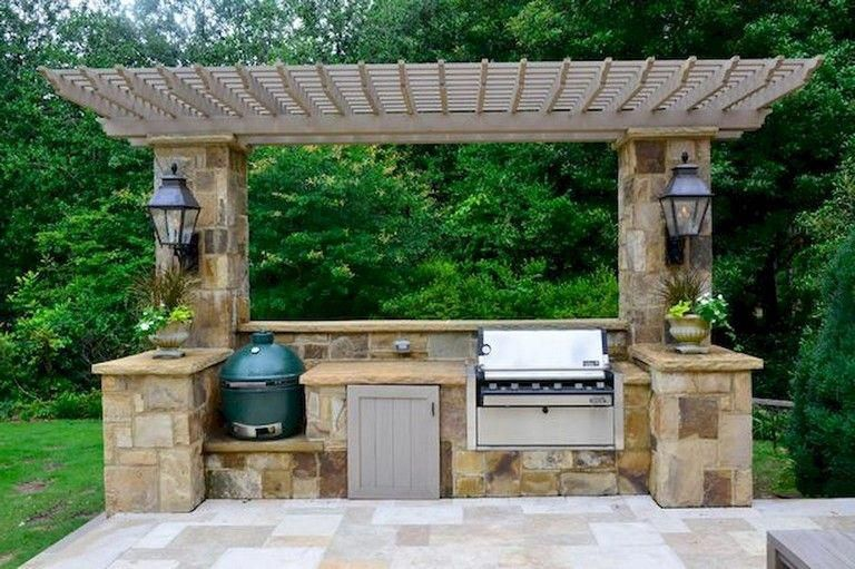 44 amazing outdoor kitchen ideas on a budget outdoor kitchens kitchenidea outdoor on outdoor kitchen ideas on a budget id=63785