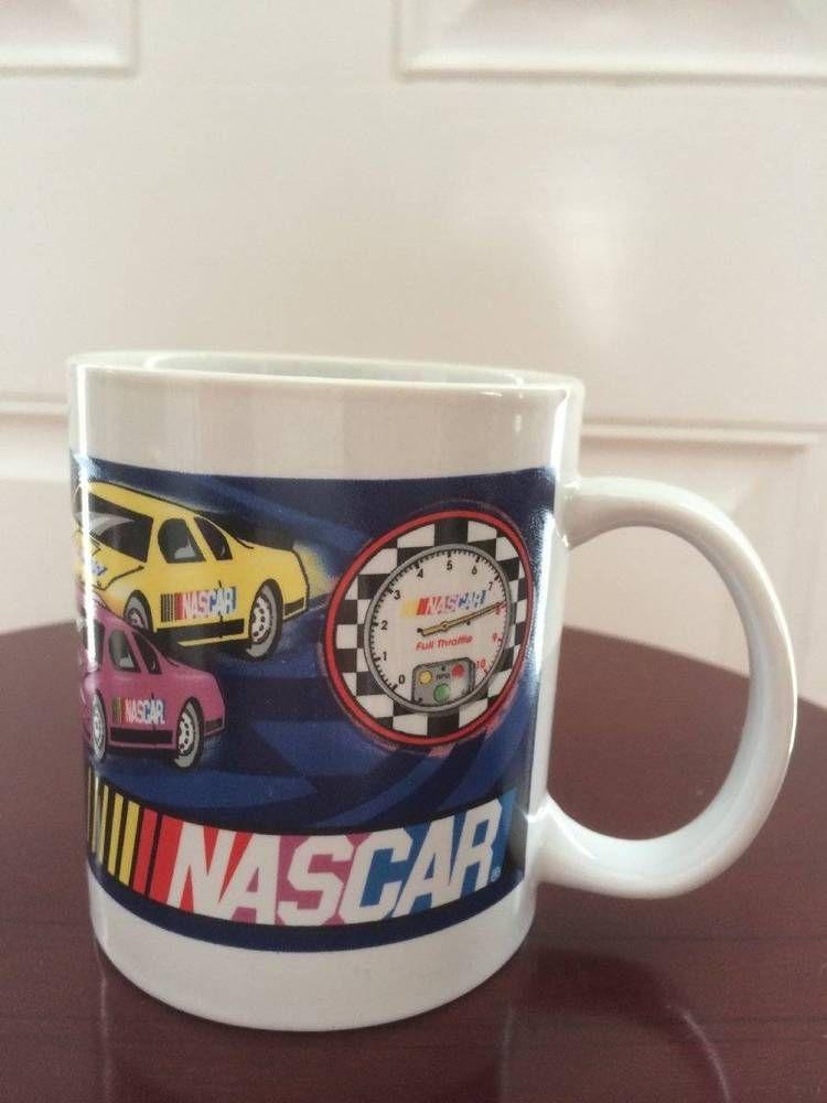 2004 Collectible Sherwood Nascar Racing Car Coffee Tea Mug  #Sherwood