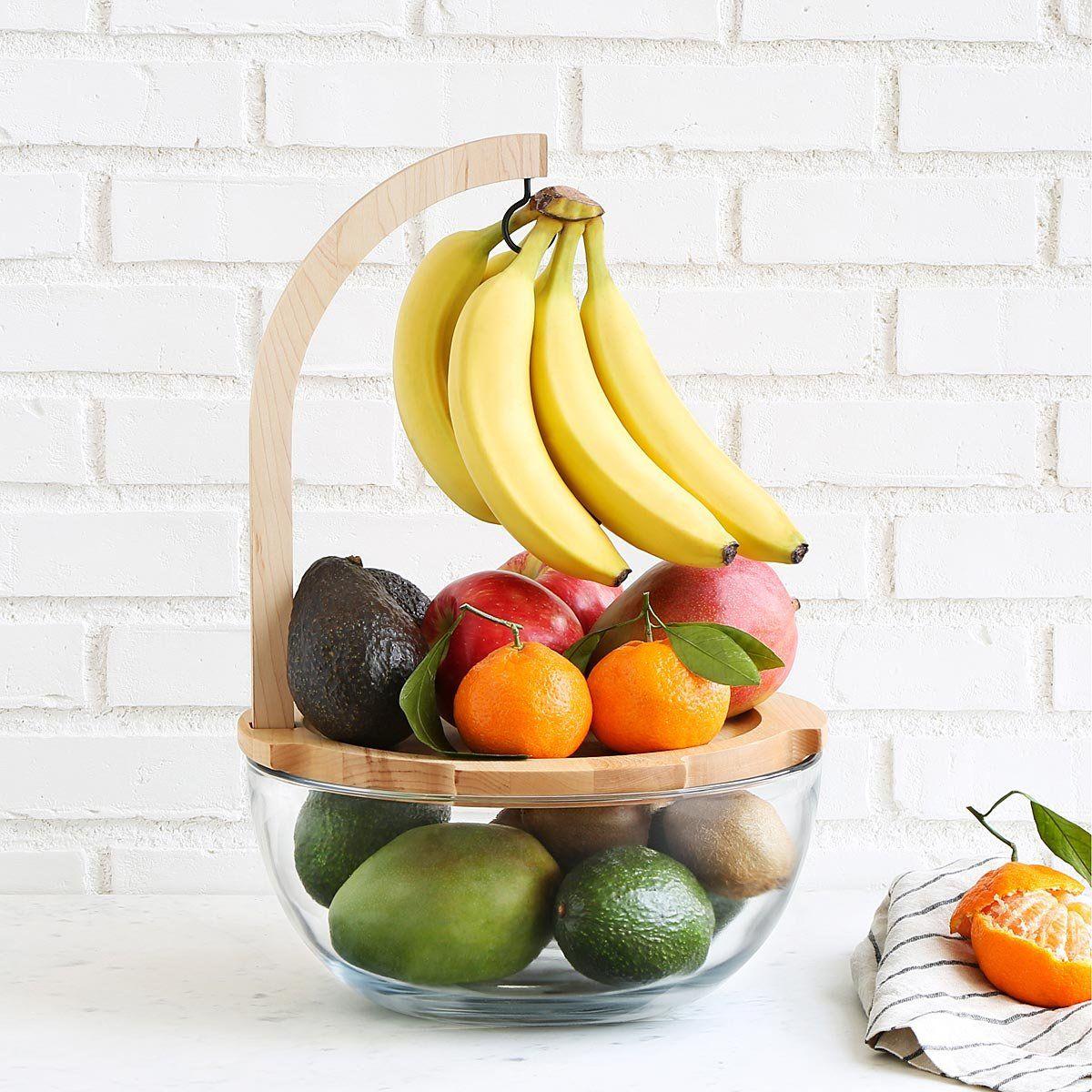 The Best Kitchen Countertop Fruit Storage Bowl Organize Your