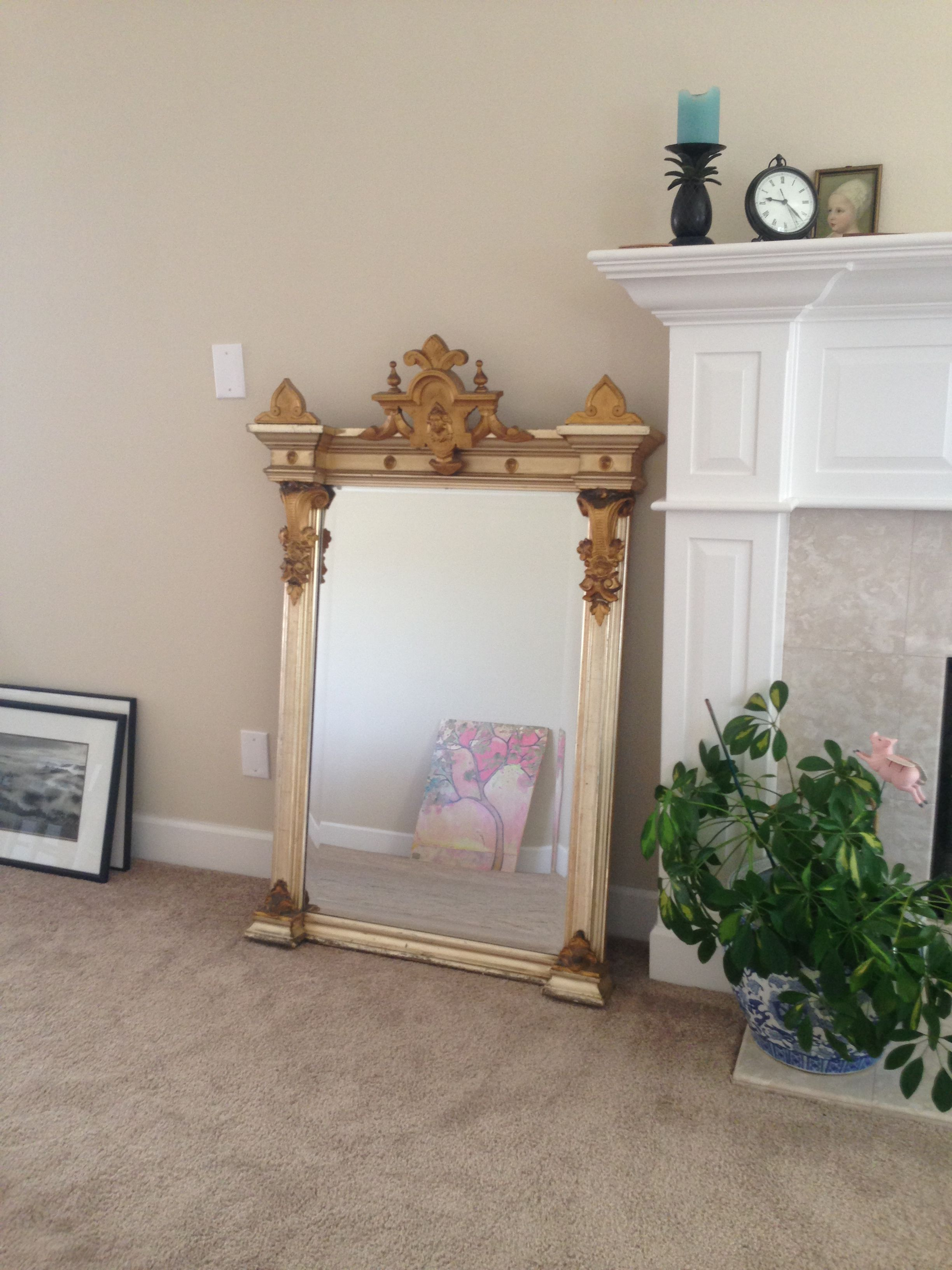 Wonderful Entry Hall Mirror In Search Of The Right Entry Hall Table To Go With It.