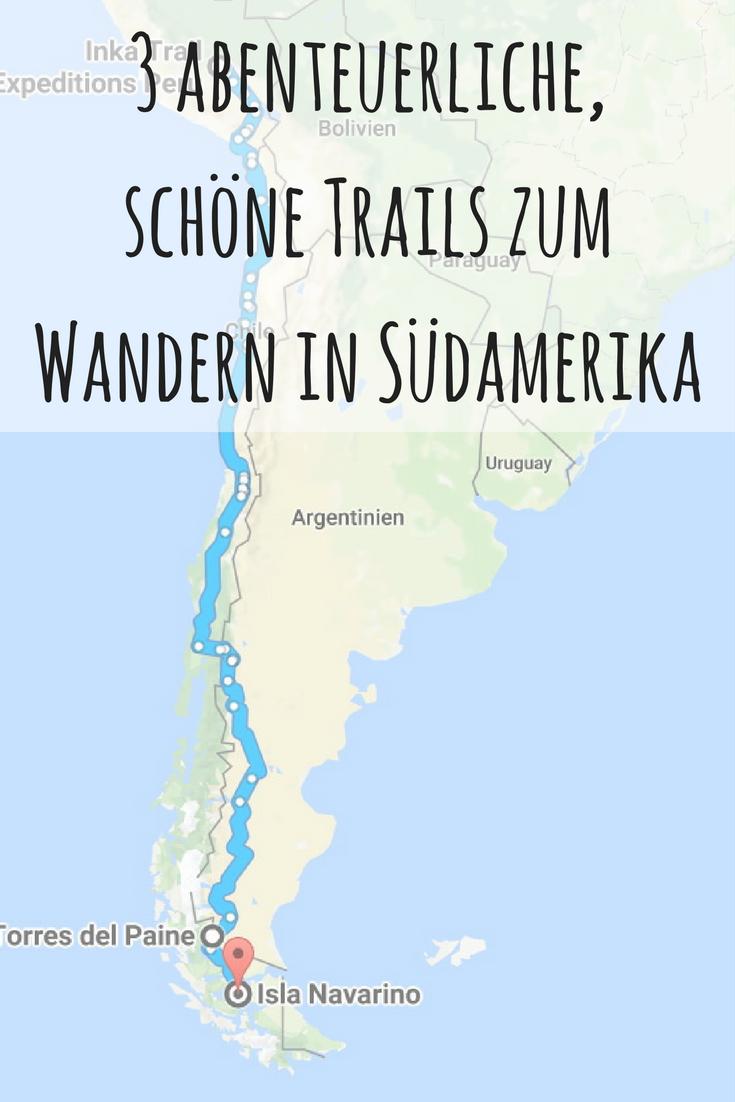 Wandere Auf Den Spuren Der Inkas Und Erlebe In Chile Und Peru Noch Viele Weitere Abenteuer Wandern Nationalpark Torres Del Paine Machu Picchu