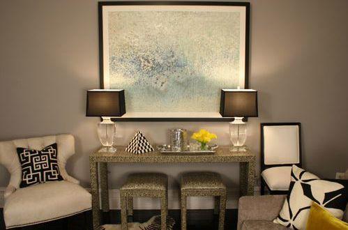 Farbe Taupe - elegante Wandfarbe Taupe - fresHouse Freshouse - wandfarbe wohnzimmer modern