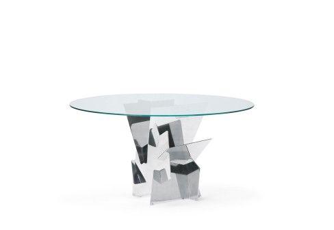 Diamante Rund Von Ydf Ess Kuchentische Design Bei Stylepark Kuche Tisch Esstisch Coole Tische