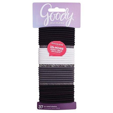 Goody Ouchless Zebra Geometric Elastics - 37 CT.   Target Hair Ties f4961978ae1
