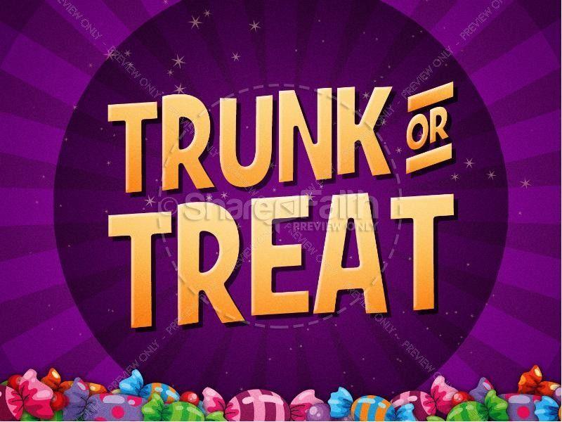 22+ Church trunk or treat clipart info
