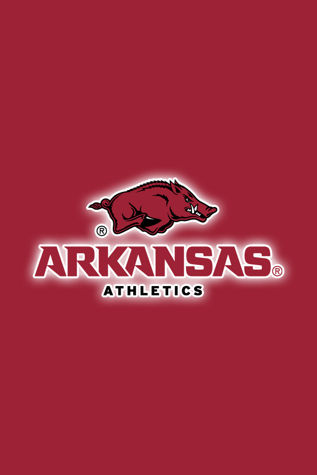 Get A Set Of 12 Officially Ncaa Licensed Arkansas Razorbacks Iphone Wallpapers Sized Pr Arkansas Razorbacks Football Arkansas Razorbacks College Football Teams