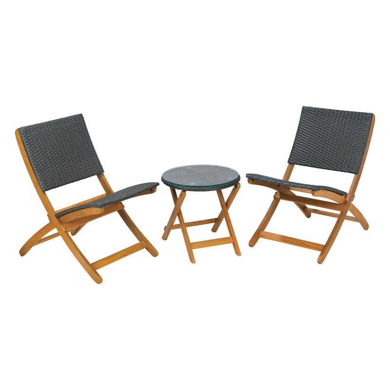 Find Marquee 3 Piece Timber Wicker Folding Setting at Bunnings Warehouse.  Visit your local store - Find Marquee 3 Piece Timber Wicker Folding Setting At Bunnings