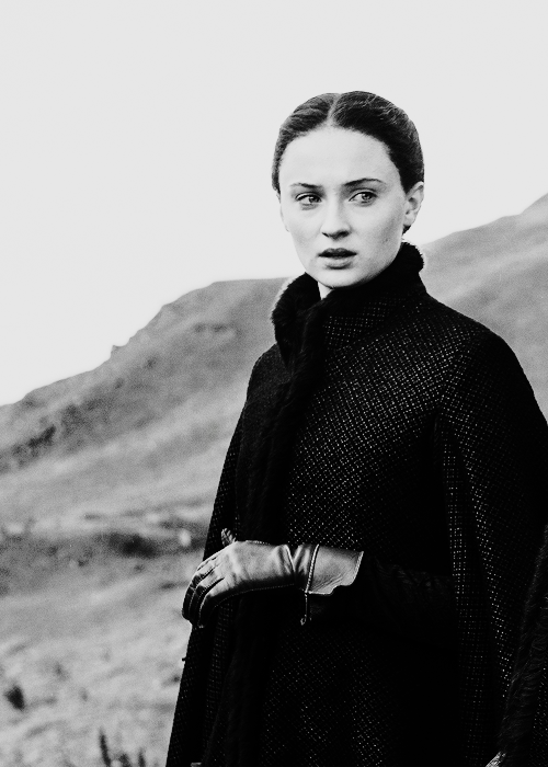 Sansa Stark // Season 5 Promotional Still [x]
