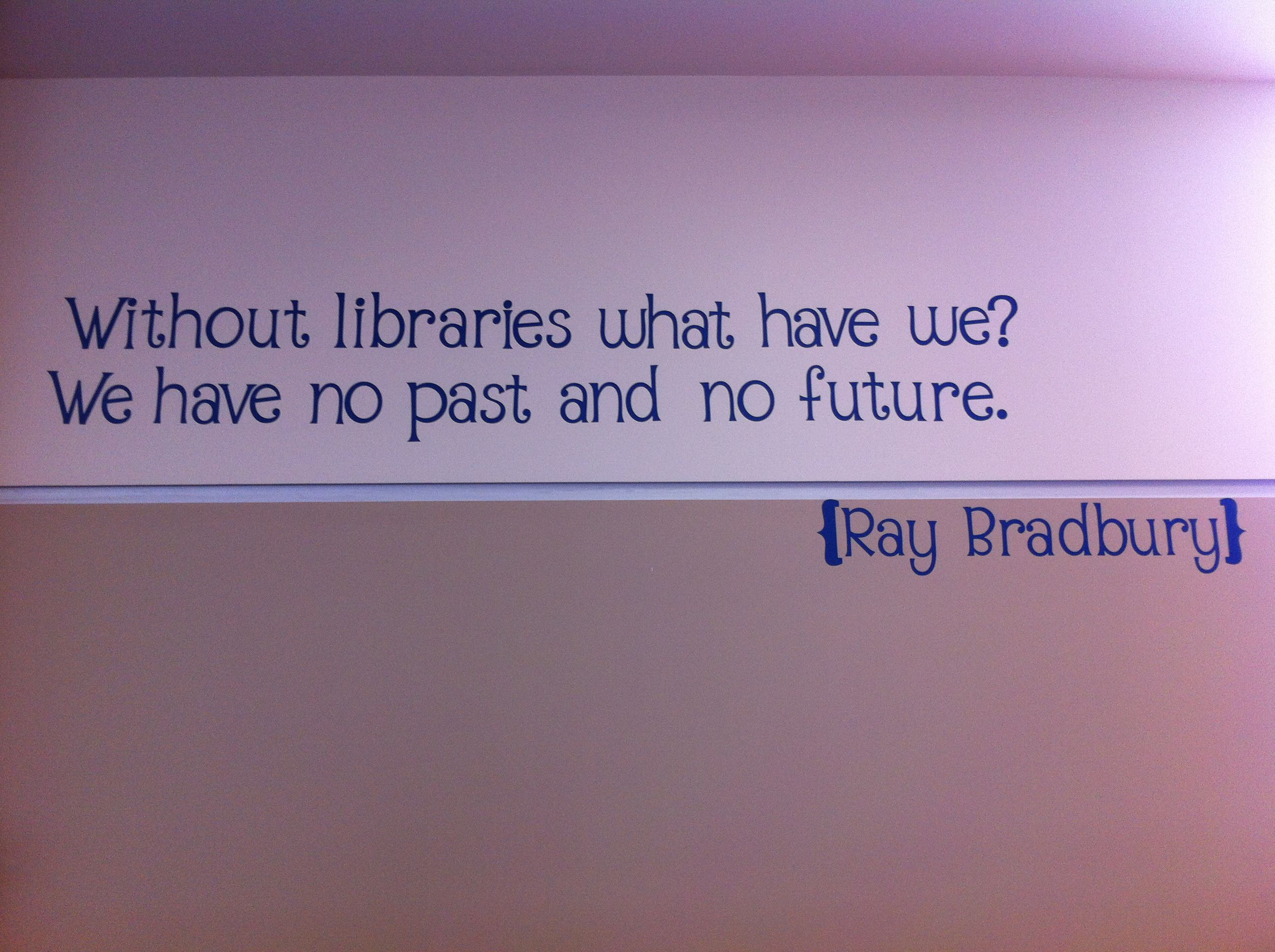 Library Vinyl Quotes From Httpwwwmightylittlelibrariancom