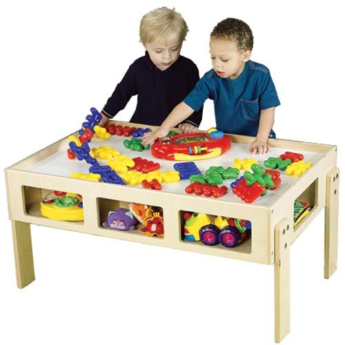 Merveilleux Toddler Activity Table