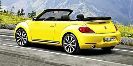 la coccinelle cabriolet jaune voitures mini coccinelle fiat 500 pinterest coccinelle. Black Bedroom Furniture Sets. Home Design Ideas