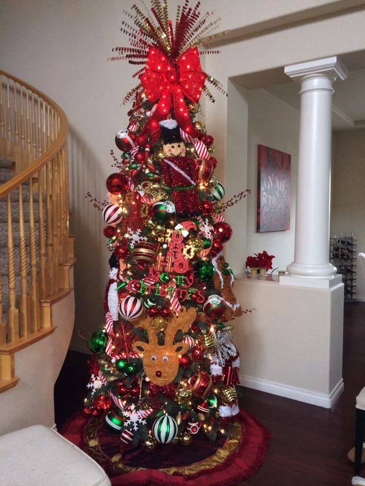 Decoracion de arboles de navidad para ni os buscar con - Adornos navidenos ninos ...