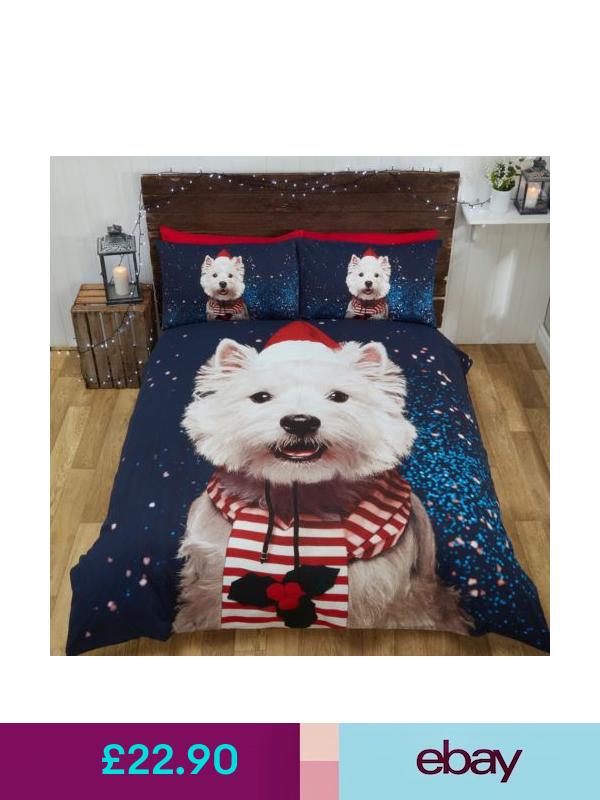 Westie Bedding Coordinate Sets ebay Home, Furniture