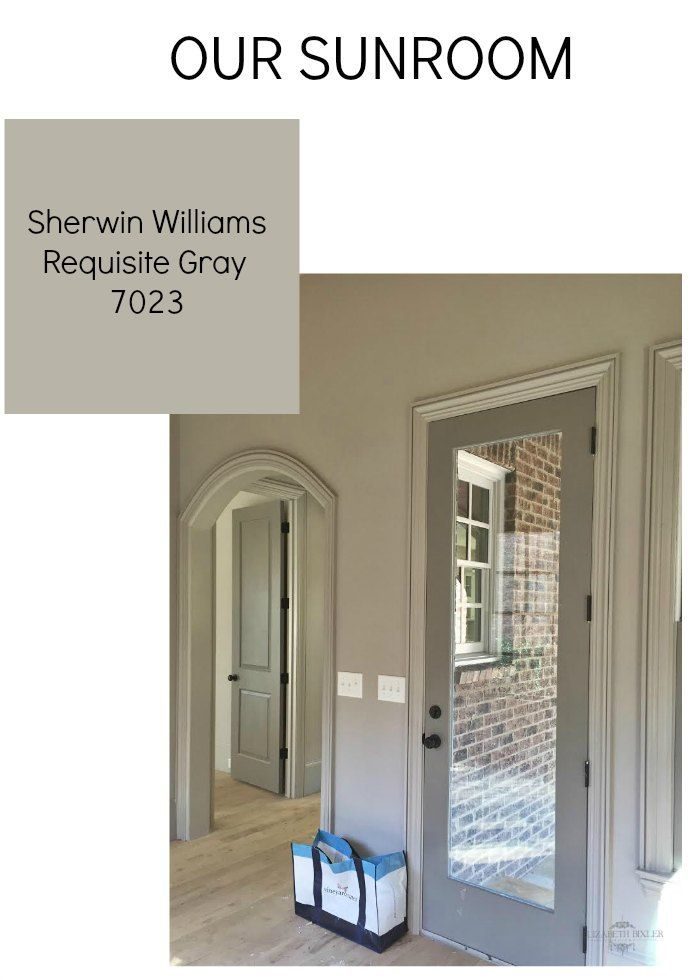Best Sherwin Williams Gray Versus Greige Paint Colours Including Undertones And Photo Of Rooms