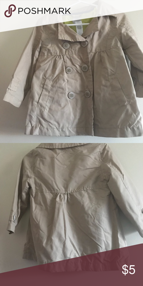 4a07ba194ca9 24 months Carters trench coat Size 24 months Trench coat Carters ...