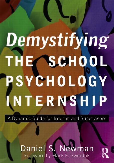 Clarifying Supervision Goals For Psychology Students Supervisors Psychology Internships School Psychologist School Psychology