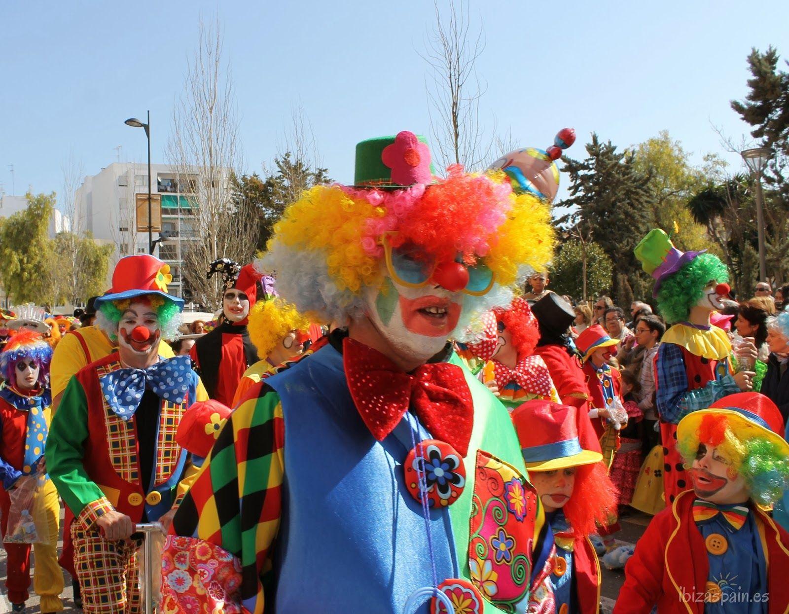 Rua de Carnaval Ibiza