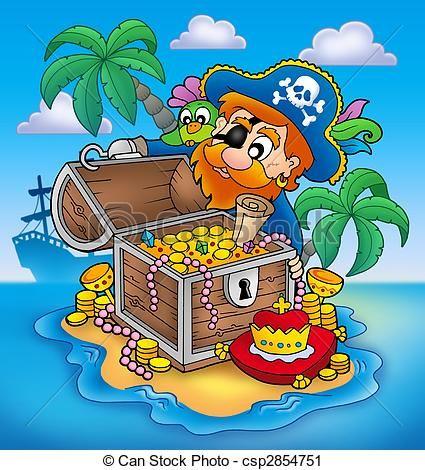 Photos Dessin Couleur Bateau Pirate Page 3 Les Pirates Pinterest