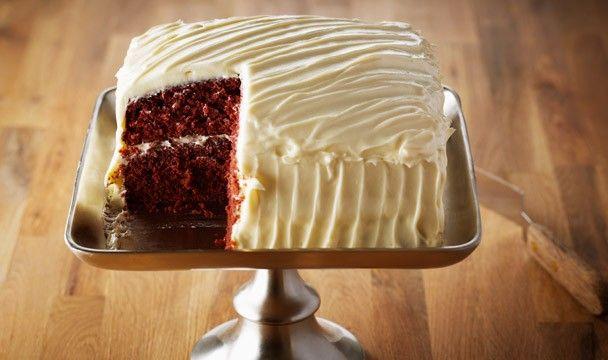 Anna Olson Red Velvet Cake Uk