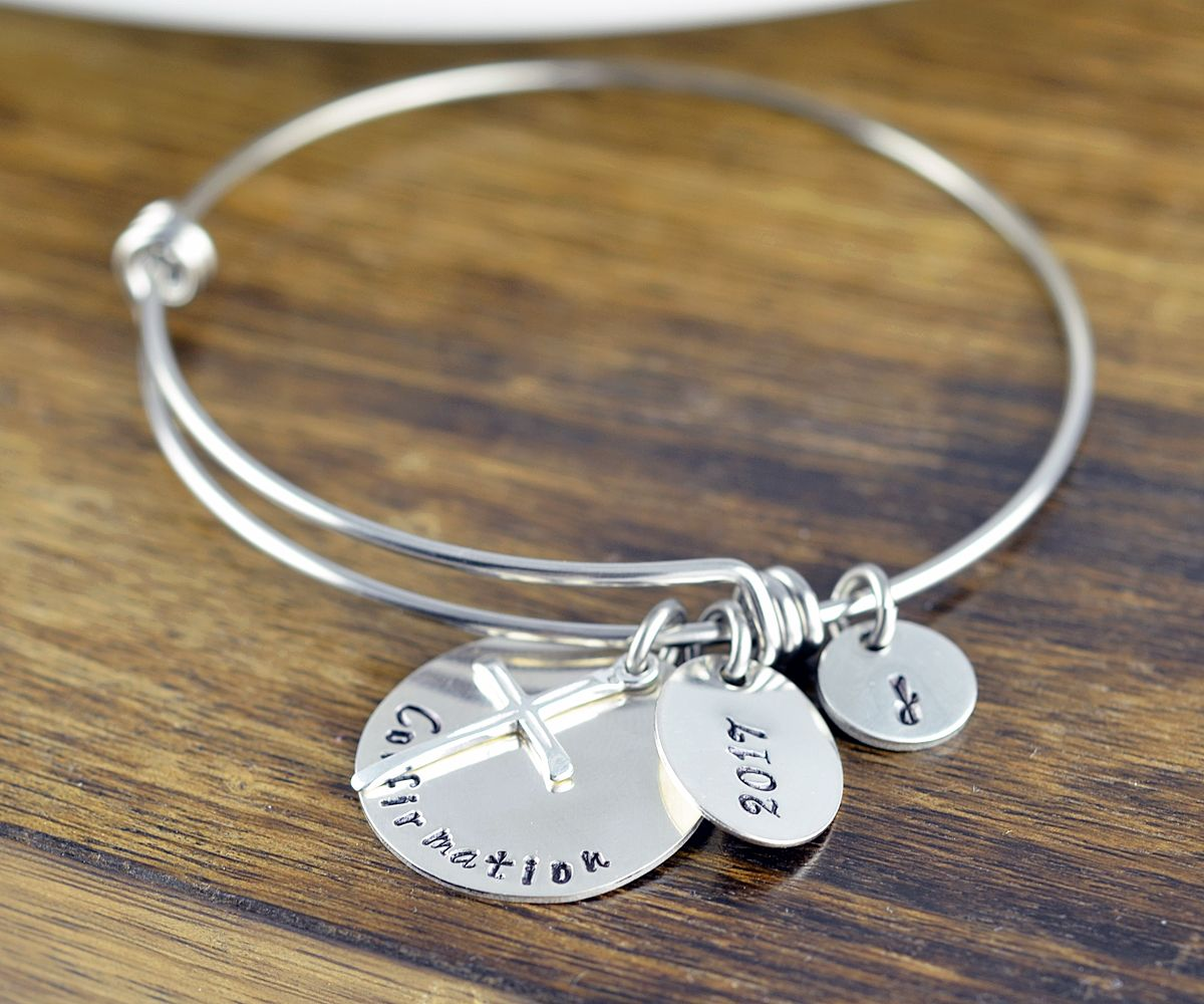 Confirmation Bracelet Jewelry Gift Gifts For S