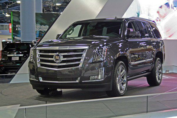 2016 Cadillac Escalade Hybrid I Kind Of Like This Car Its Very