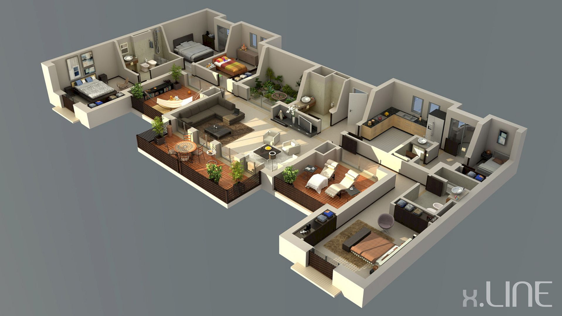 Do It Yourself Home Design: Why Do We Need 3D House Plan Before Starting The Project