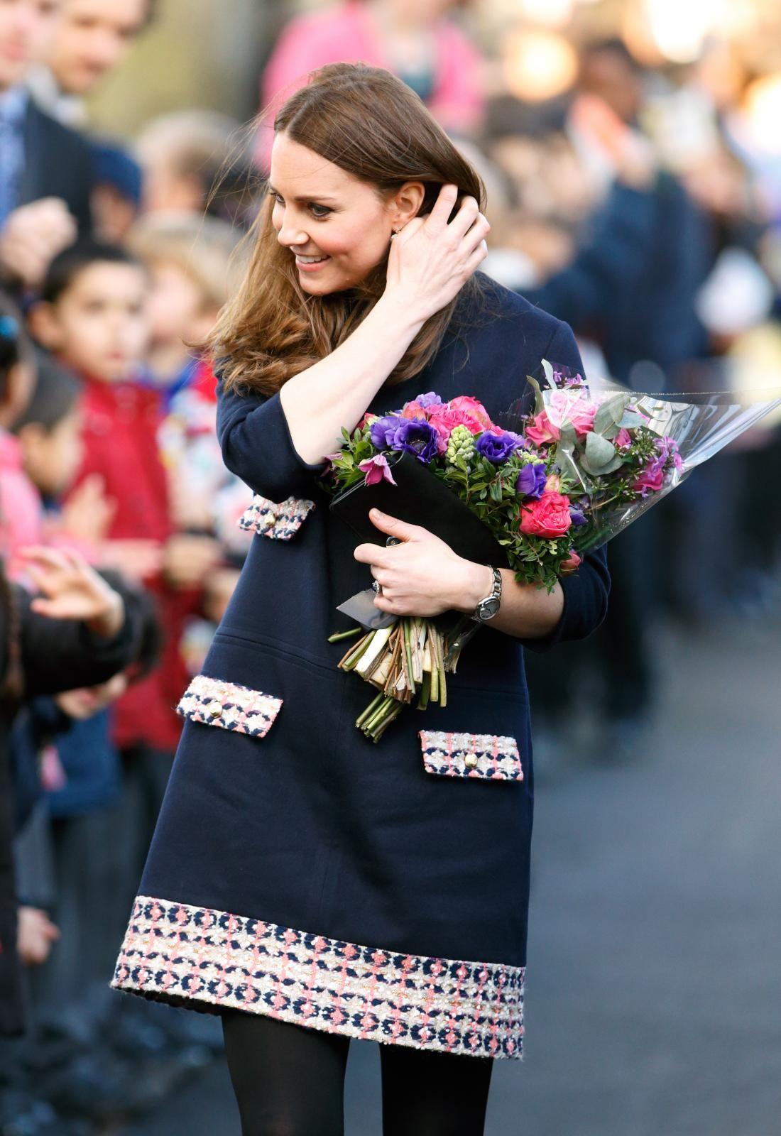 Schwangerschaft Kate Middleton