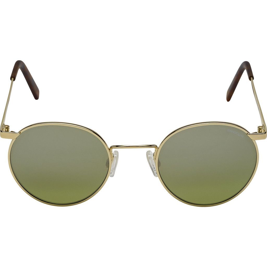 1b7615ceba332 Randolph Engineering P-3 23K Gold Sunglasses