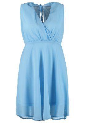 Cocktailkleid pastell blau
