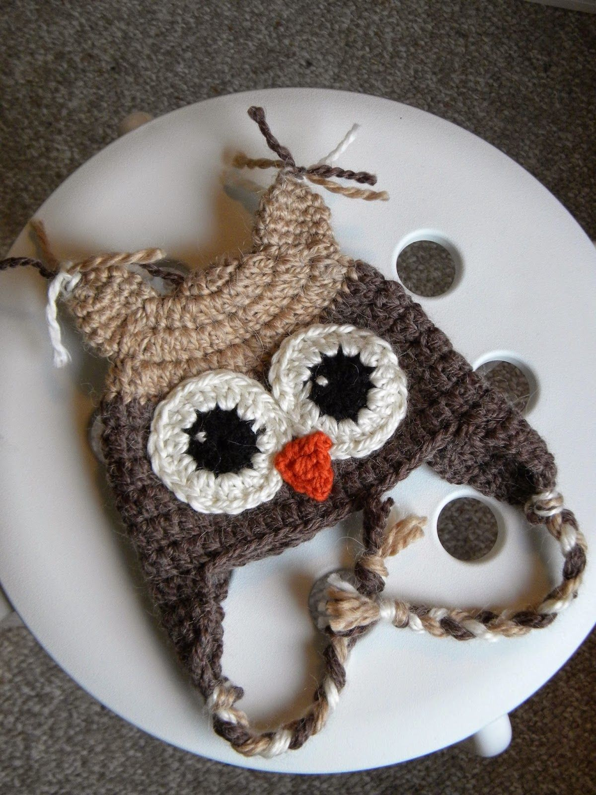 Knotty knotty crochet hoot hoot owl hat free pattern whoooo knotty knotty crochet hoot hoot owl hat free pattern bankloansurffo Image collections