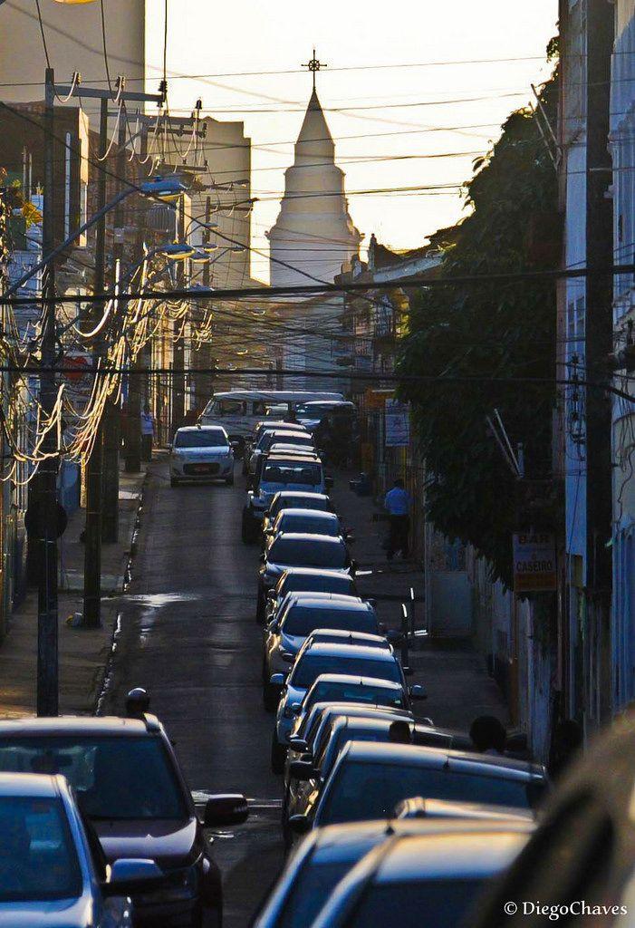 Rua dos Afogados, São Luis - Maranhão