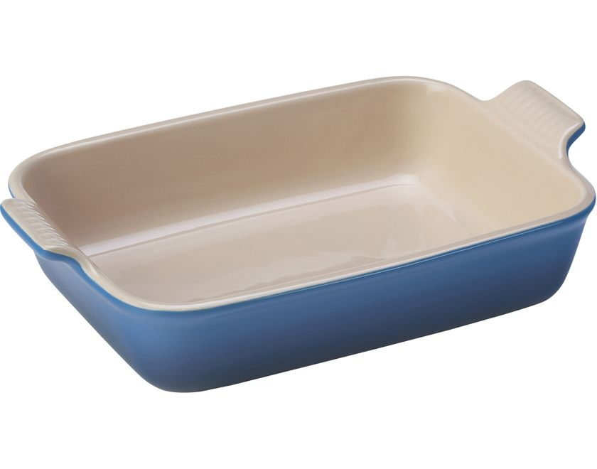 Le Creuset Heritage Rectangular Dish Marseille Baked Dishes